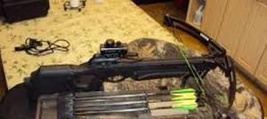Barnett Wildcat C5 Black