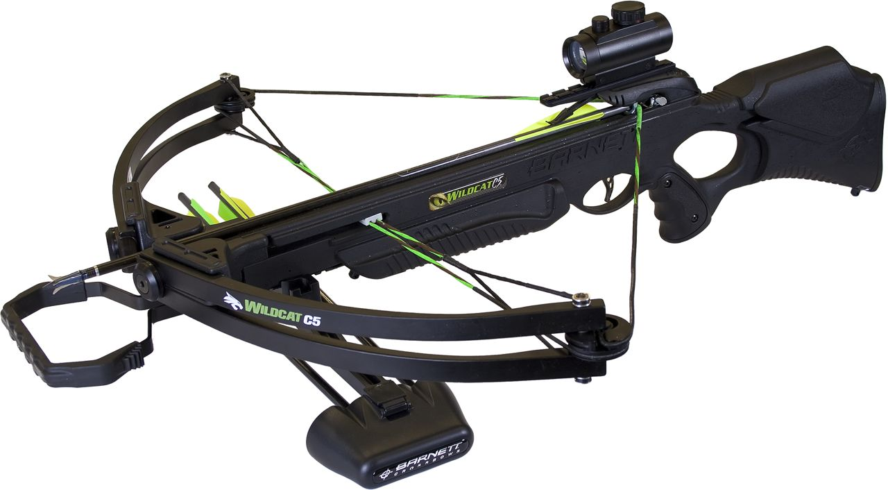 Barnett Wildcat C5 Review - a Compound Crossbow Inspection