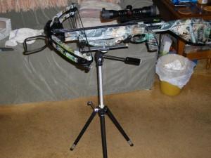 Crossbow Shooting Aid