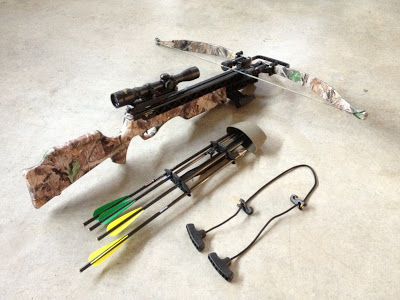 Excalibur Axiom SMF Review - a Crossbow Inspection