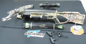 Excalibur Matrix 355 Assembled