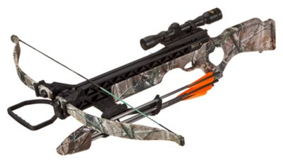 Excalibur Ibex SMF Crossbow Review - a Recurve Crossbow