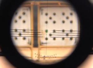 Barnett Ghost 410 scope