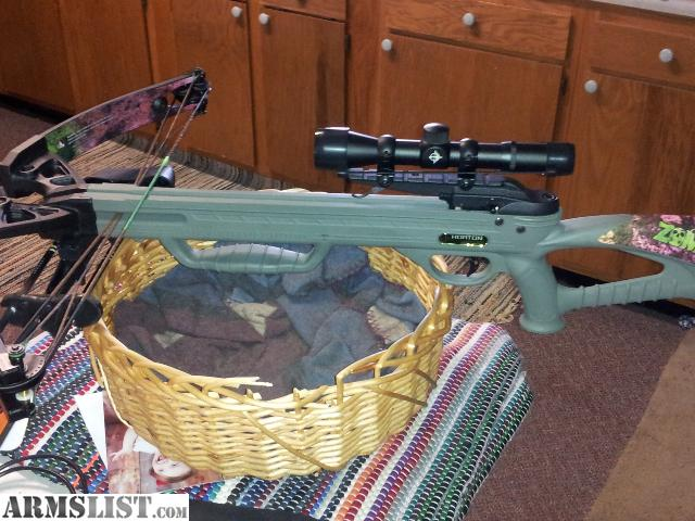 Horton Zombie RIP Review - a Crossbow Inspection