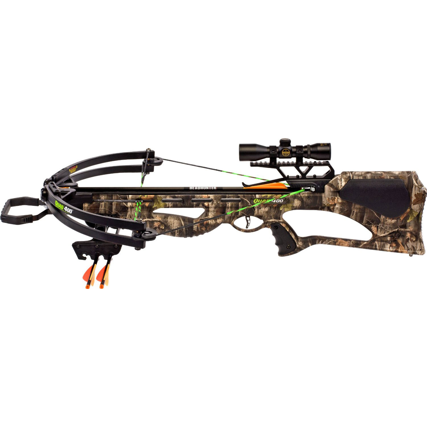 Barnett Quad 400 Review A Compound Crossbow Inspection
