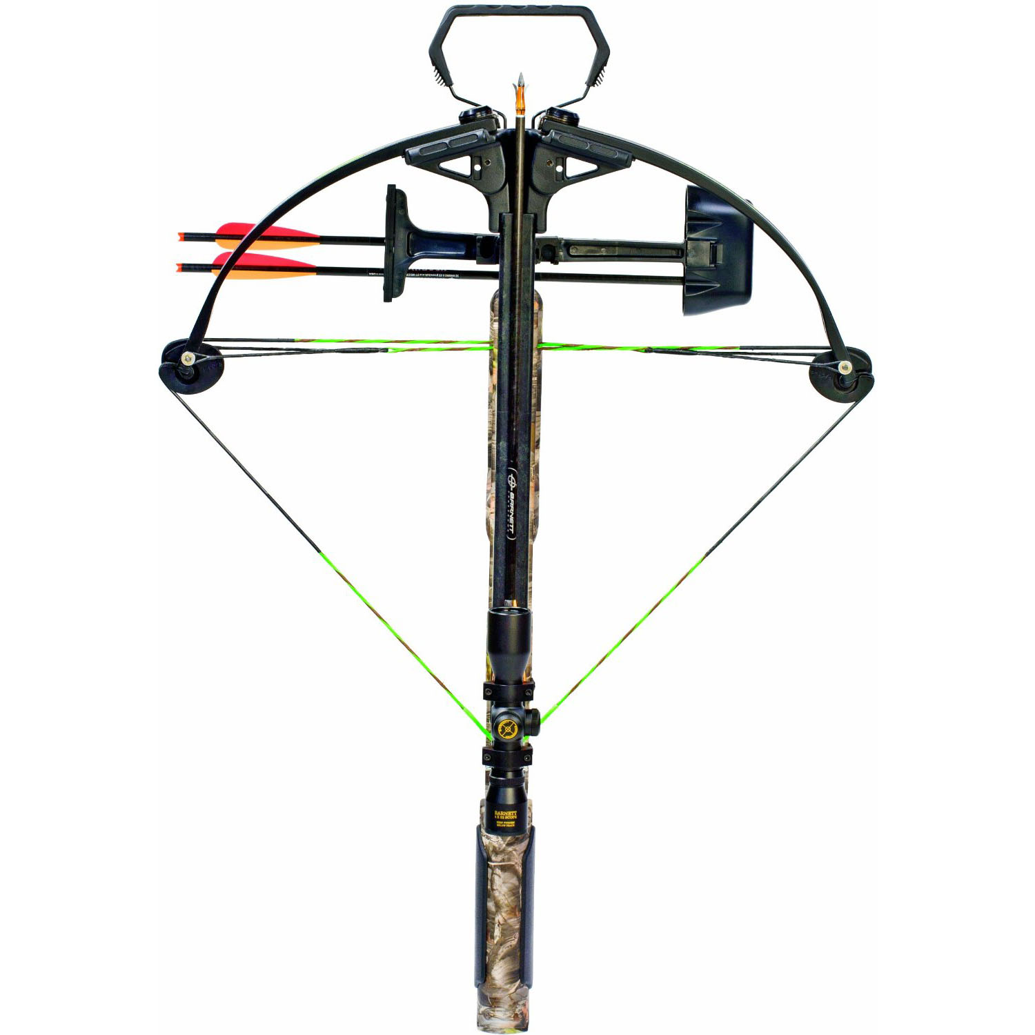 Barnett Quad 400 Review - a Compound Crossbow Inspection