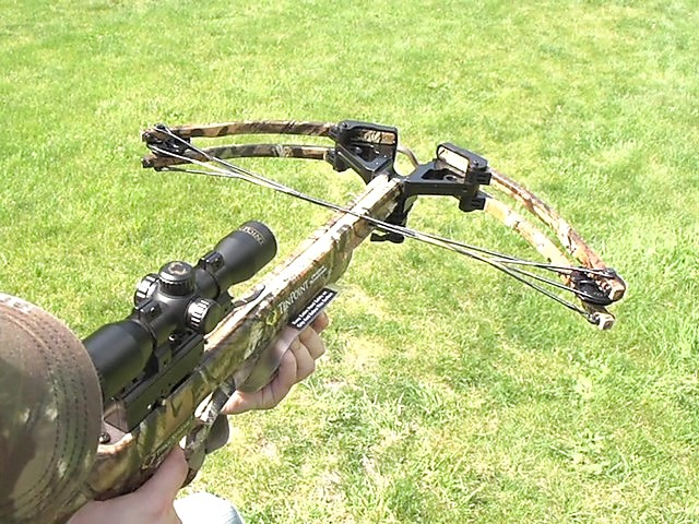 Tenpoint Titan Review A Compound Crossbow Inspection