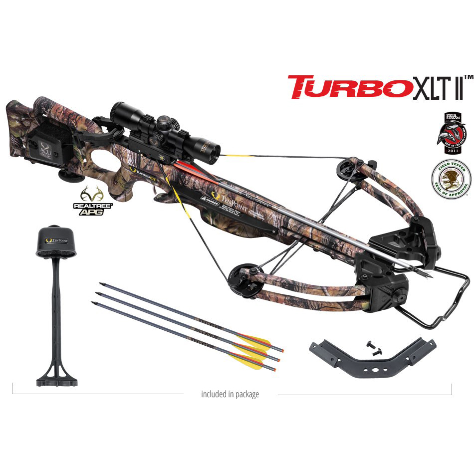 Tenpoint Turbo Xlt Ii Review A Compound Crossbow