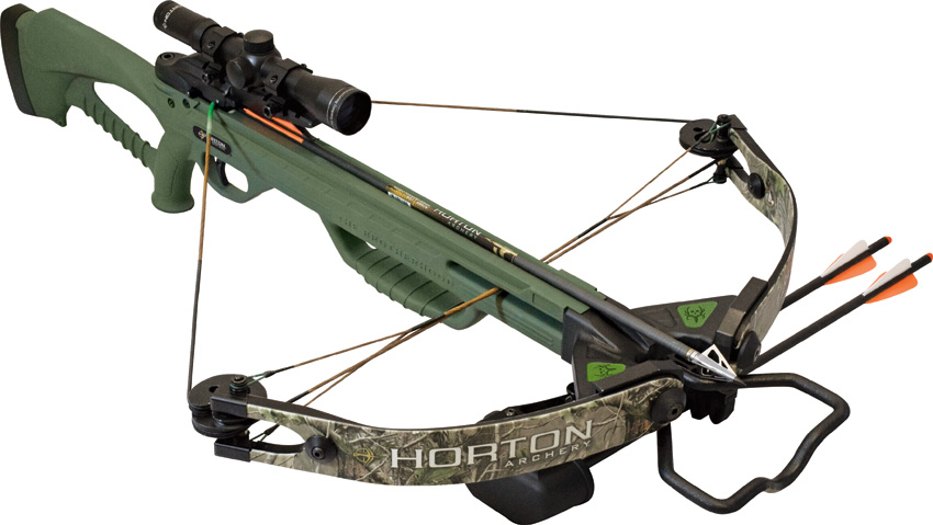 Horton Brotherhood Review A Compound Crossbow