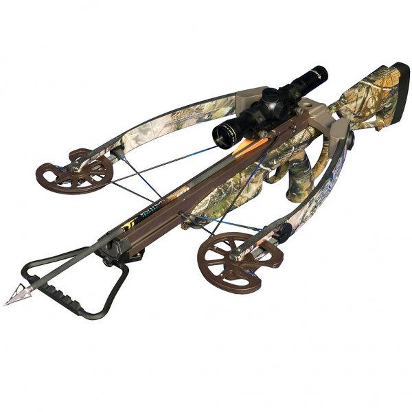 Horton Havoc 175 Review - a Reverse Crossbow