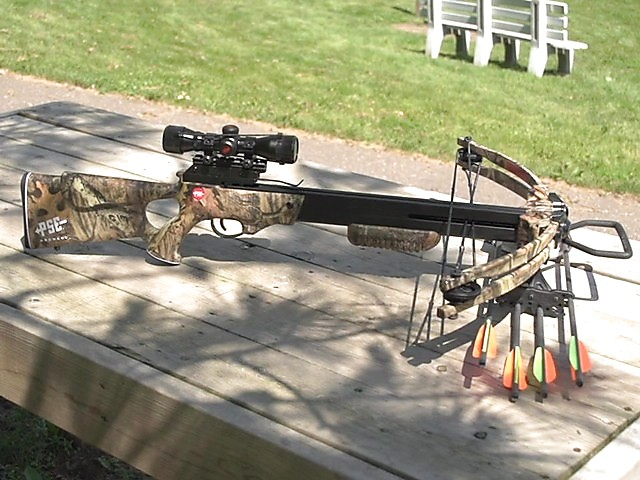 PSE Reaper Review - a Compound Crossbow Analysis