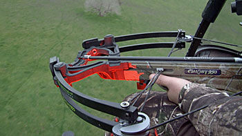 Barnett Ghost 350 Review - a Compound Crossbow Overview