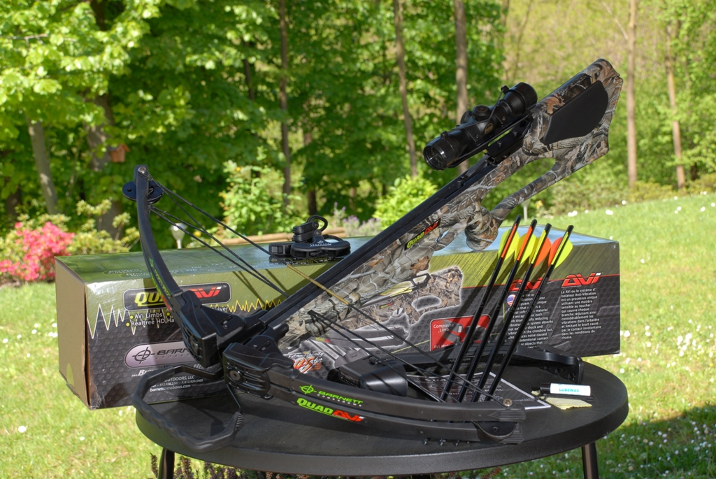 Barnett Predator Compound XBow Review