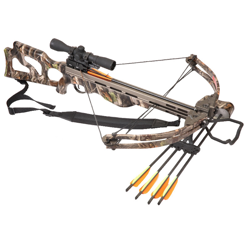 SAS Beowulf Review - Compound Crossbow