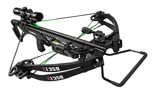 Killer Instinct 350 Review Compound Crossbow