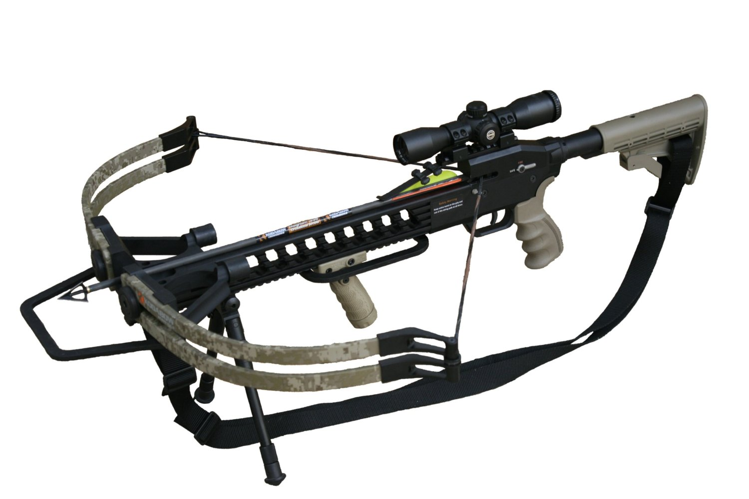 Kodabow Bravo Zulu Review - Recurve Crossbow