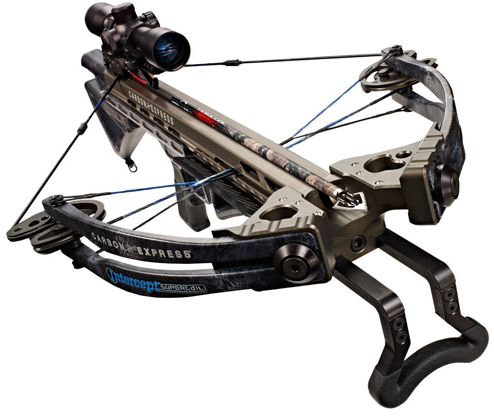 Carbon Express Intercept Supercoil Review - Comp. Crossbow