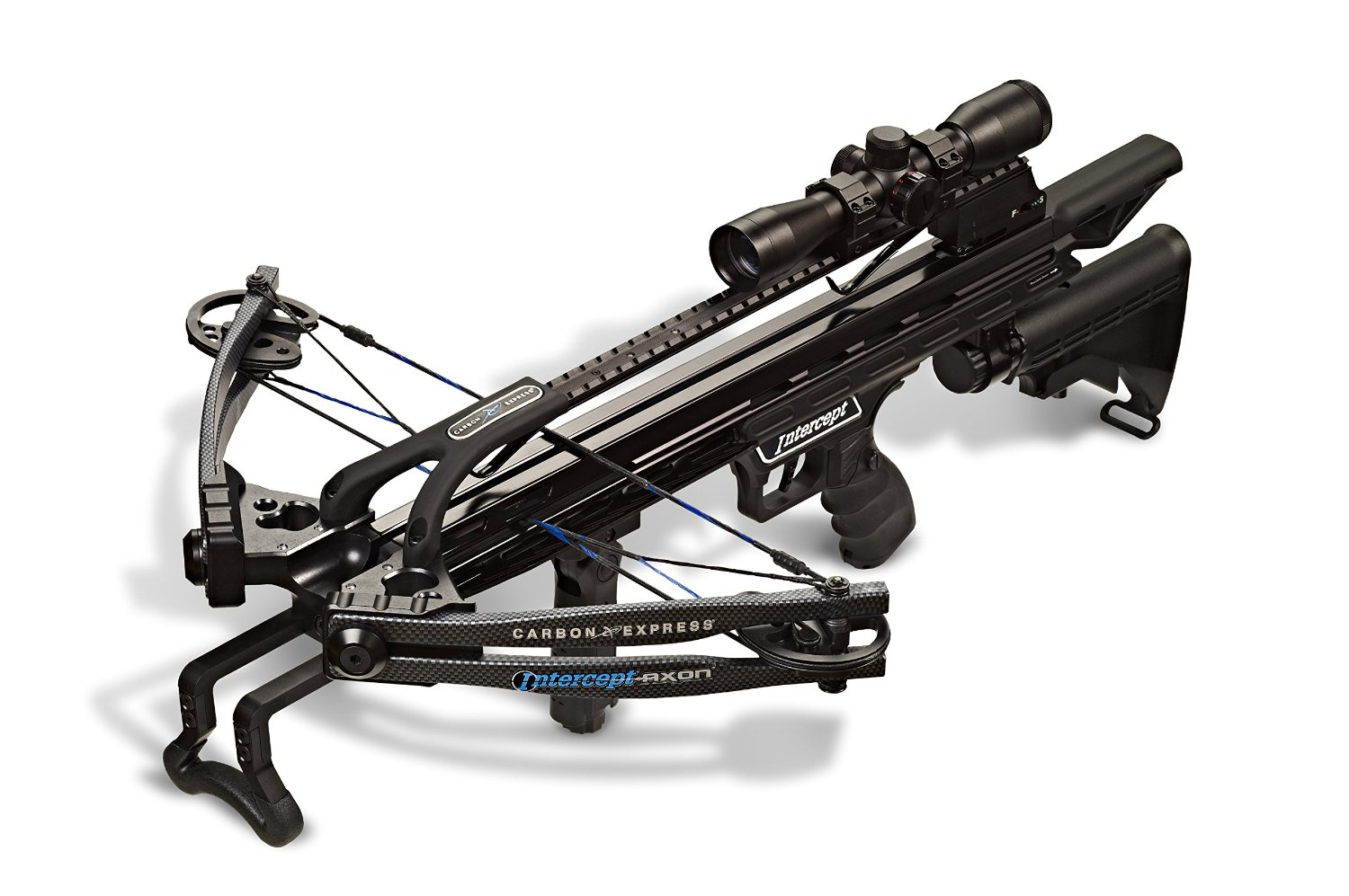 Carbon Express Intercept Axon Review Compound Crossbow