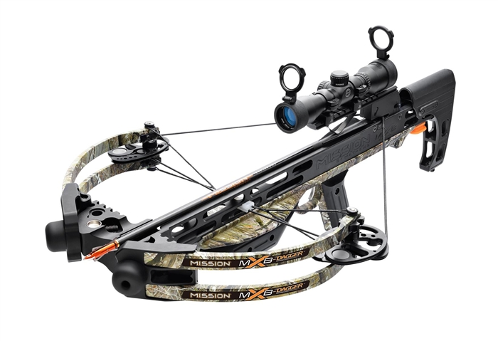 Mission Dagger Crossbow