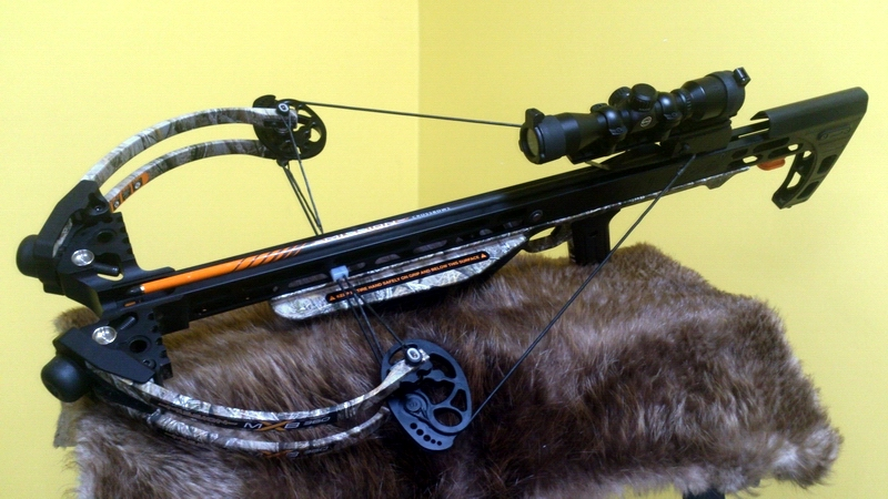 mission archery crossbow