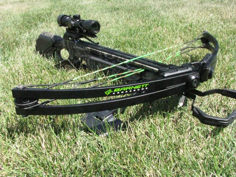Barnett Wildcat C6 Review (In-Field) - Compound Crossbow