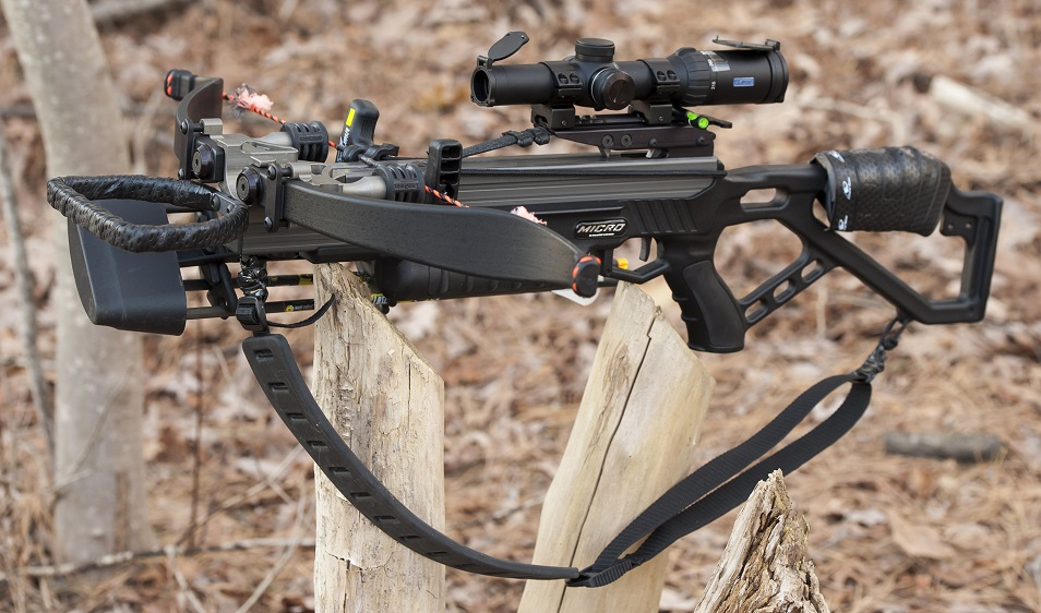 Excalibur Micro 335 Review (In-Field) - Recurve Crossbow