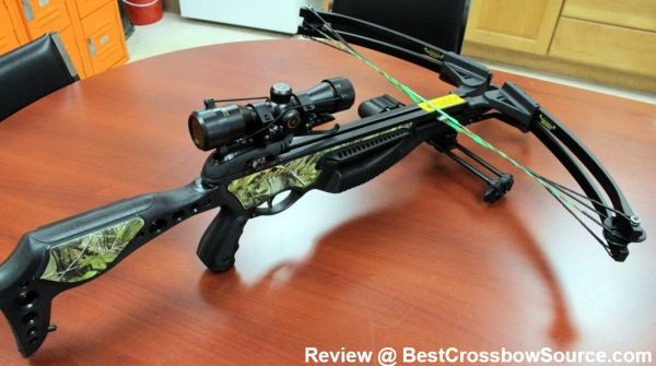 Barnett Jackal Crossbow Review Amp Close Inspection