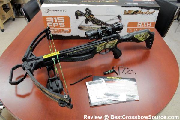 Barnett Jackal Crossbow Review Amp Close Inspection
