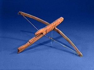 Inuit crossbow. Image credit: Canada's First Peoples