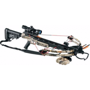 CenterPoint Sniper 370 Crossbow Review