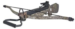Man Kung 150lb Recurve Rifle Crossbow Review