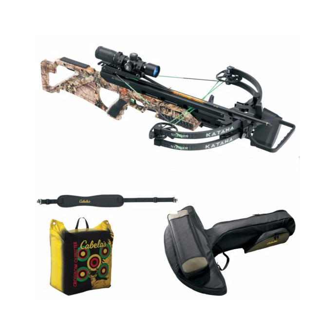 Stryker Katana Crossbow Kit by Cabela's