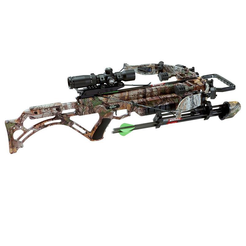 Excalibur Micro Suppressor Review - Compound Crossbow